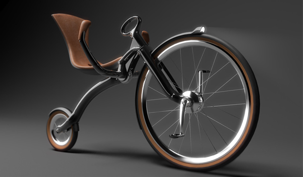 Sleek Design / Oneybike