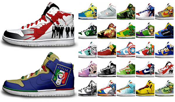Daniel Reese / Sneaker Graphism