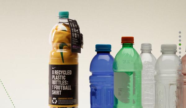 Bottled love / Nike's green agenda