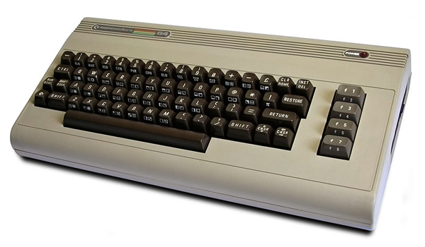 The new old / Commodore 64 resurrection