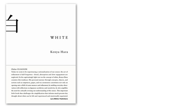 "Enter the void / ""White"" by Kenya Hara"