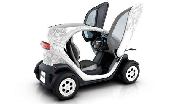 "New born / Renault's new electric ""car"" Twizy"
