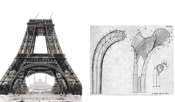 Structural design / The Eiffel tower
