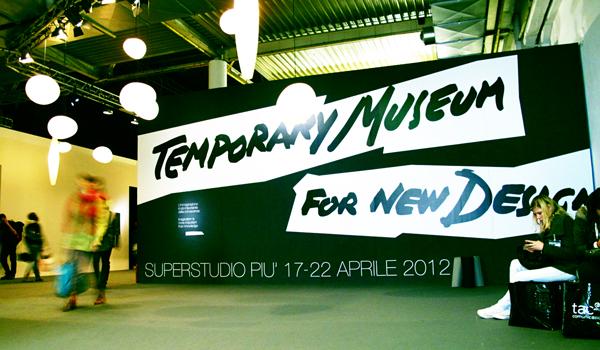 Salone 2012 / Superstudio Piu