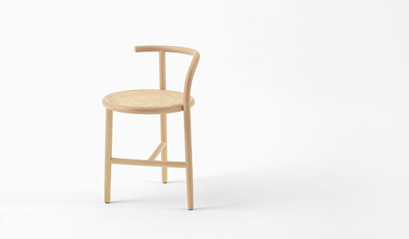 A single curve – Nendo for Thonet